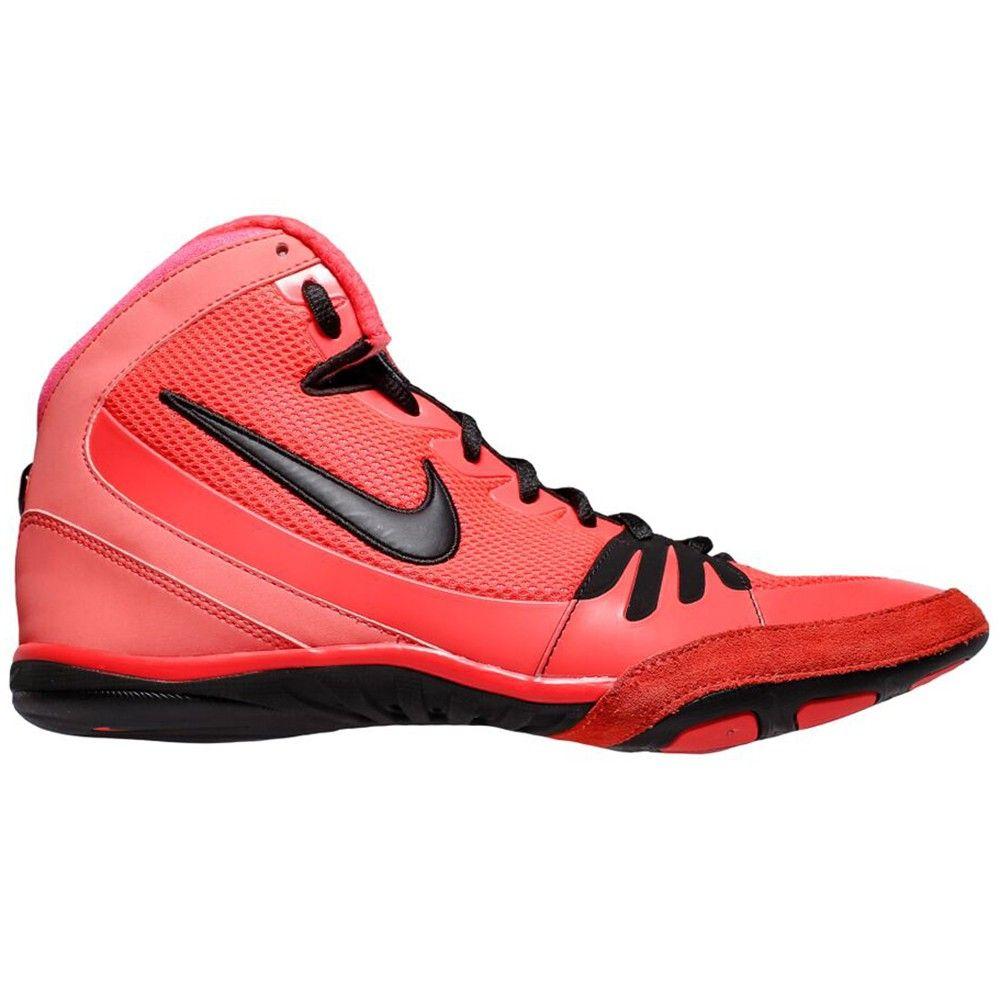 brand new 36a2a 16ab7 Nike Freek (Crimson   Black)