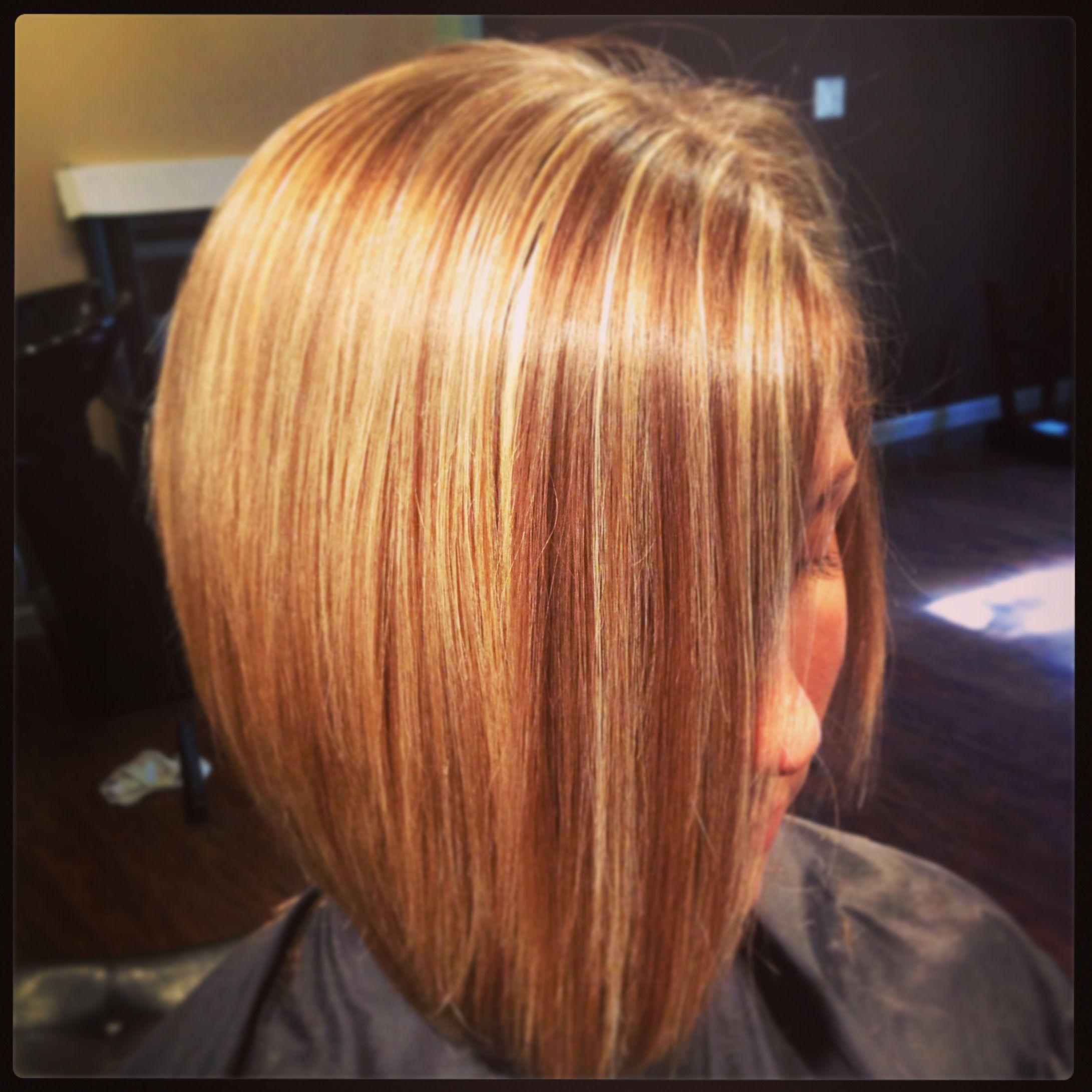Swing Bob By Kayla Rosales Swing Bob Haircut Haircut