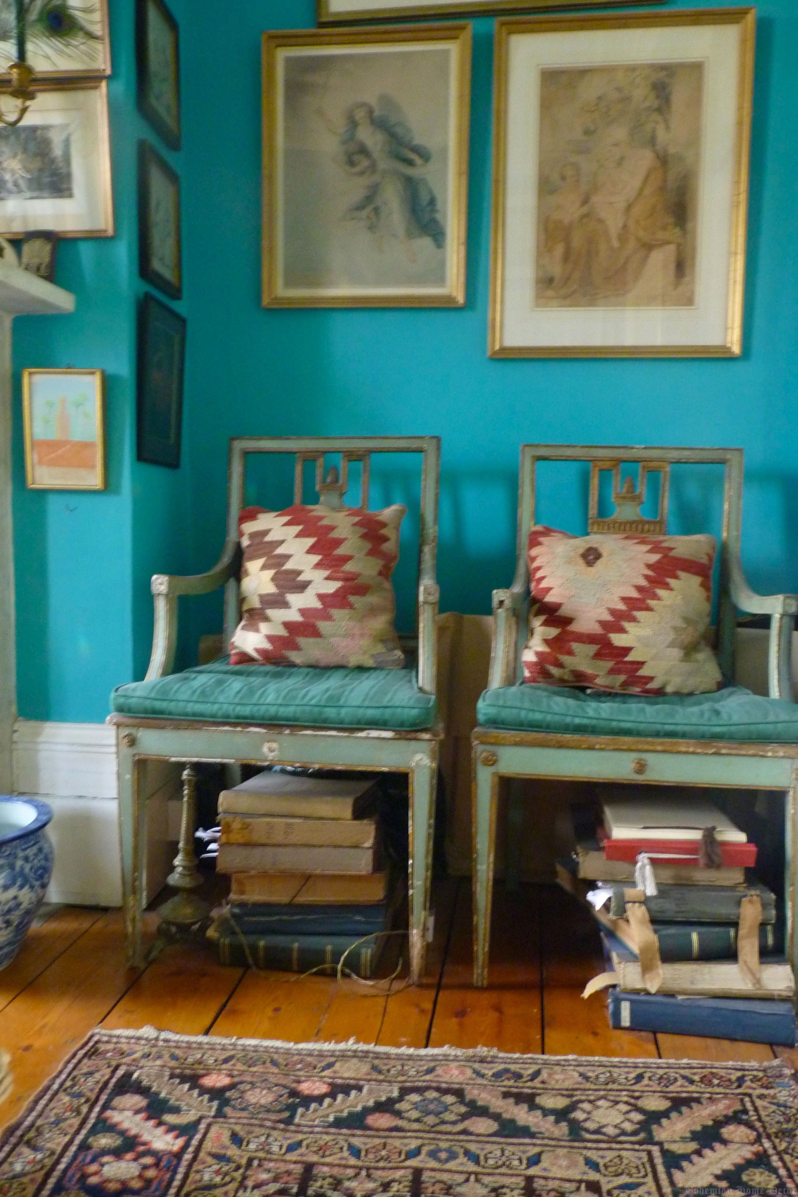 Bohemian Home Decor It! Lessons From The Oscars