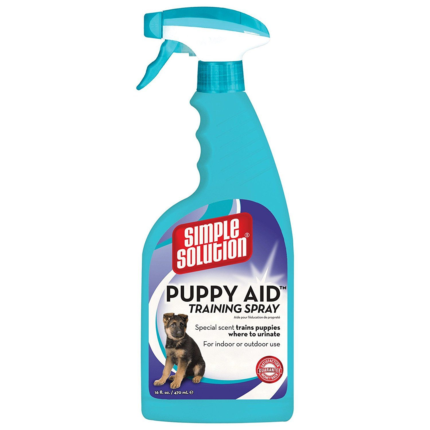 Simple Solution Puppy Aid Training Spray 16 Oz Want To Know More Click On The Image This Is An Affiliate Link And I R Spray Potty Training Puppy Puppies