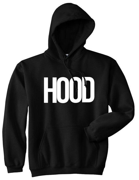 Kings Of NY Money Over Everything Cash Dope Hood Street Pullover Hoody Sweatshirt