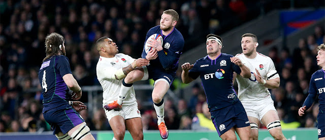 Scotland Vs England Rugby Six Nations 2020 In 2020 Dog Treatment Easy Food To Make England Rugby