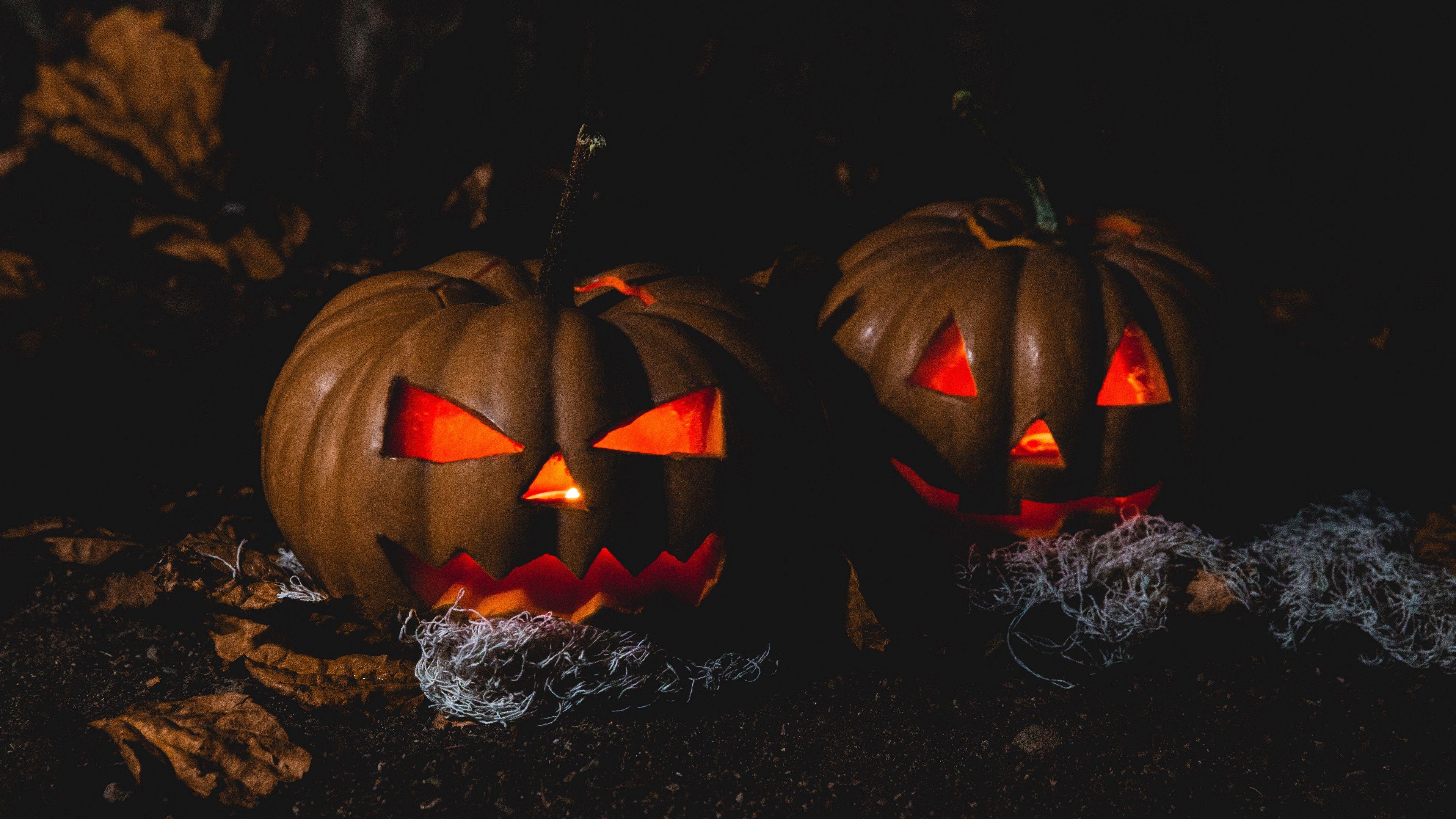 Halloween Pumpkin Dark 4k Pumpkin Halloween Dark Halloween Party Fun Fun Halloween Decor Halloween Outdoor Decorations