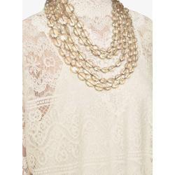 Gucci Gg lace dress - Weiß GucciGucci #hochzeitskleiderhäkeln