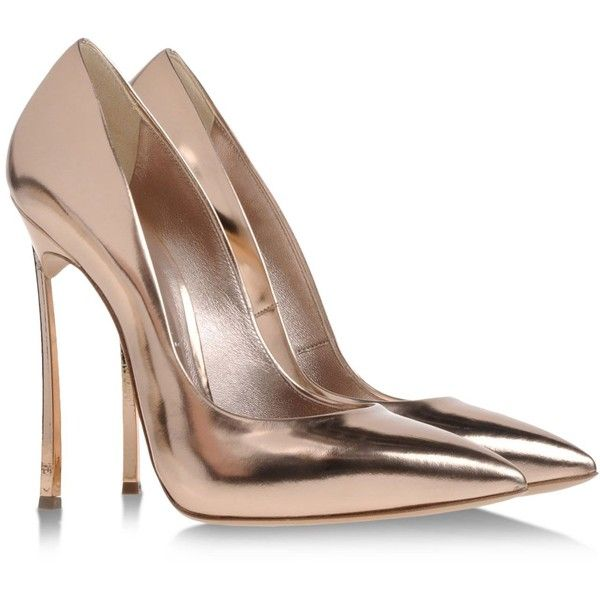 CASADEI Closed toe (5.625 NOK) ❤ liked on Polyvore