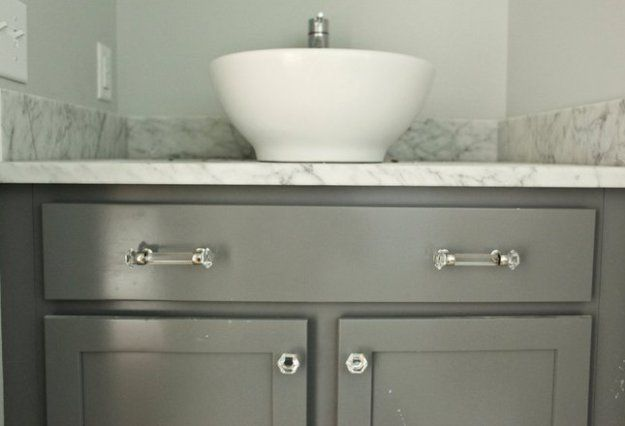 Best Cabinet Paint Color Is Gray Whale By Benjamin Moore 400 x 300