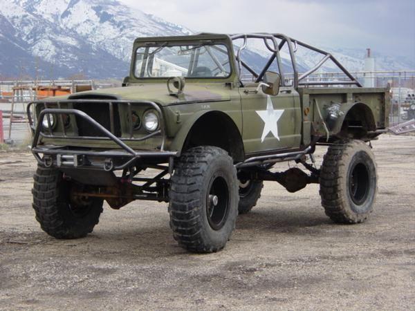 M715 Military Jeep Menterest Jeep Trucks Military Jeep