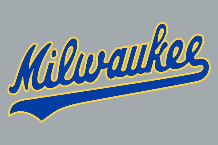 Milwaukee Brewers Jersey Logo (1990) -   MLB Coaster Images