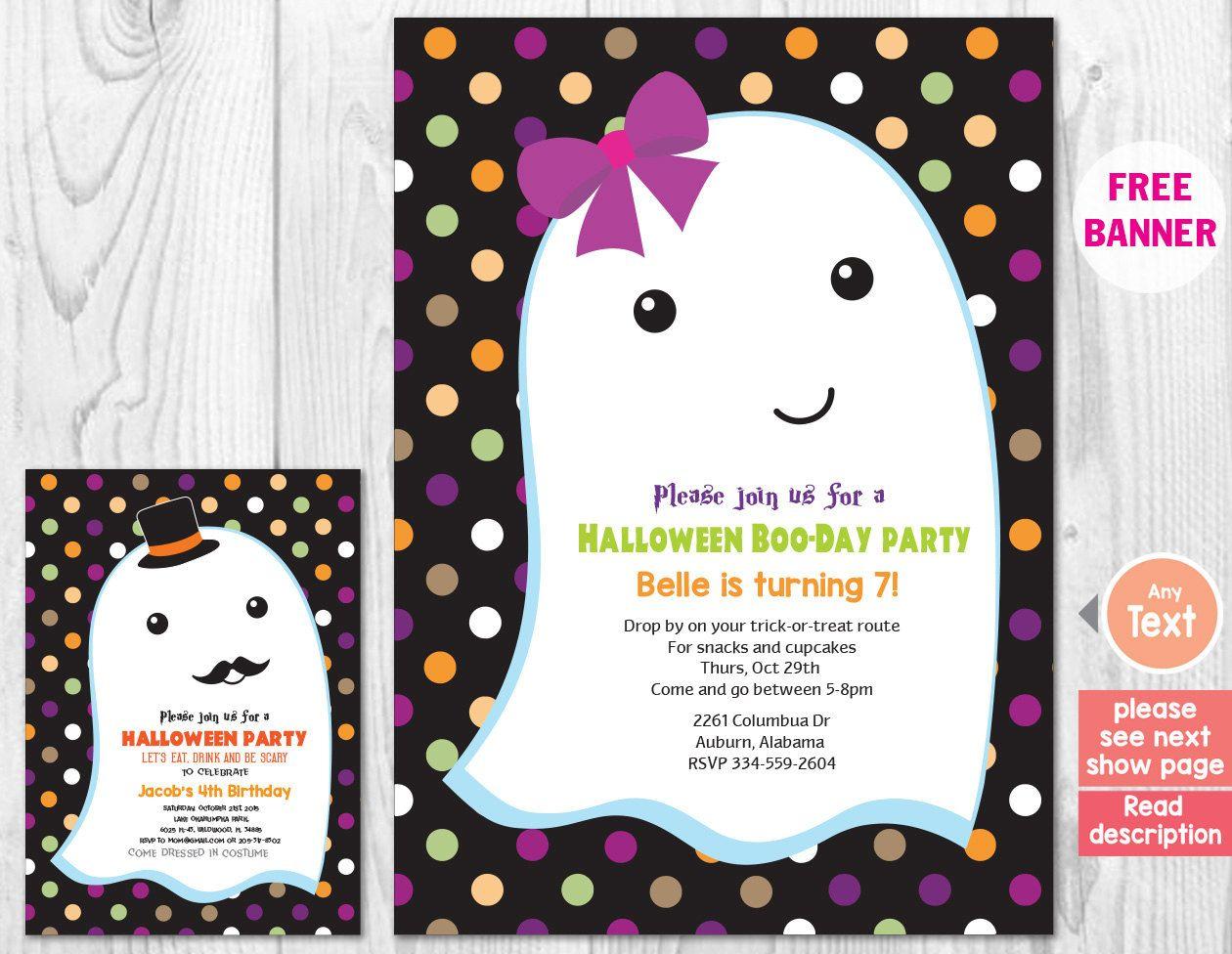 Costume Party Invitations Free Printable - theminecraftserver.com ...