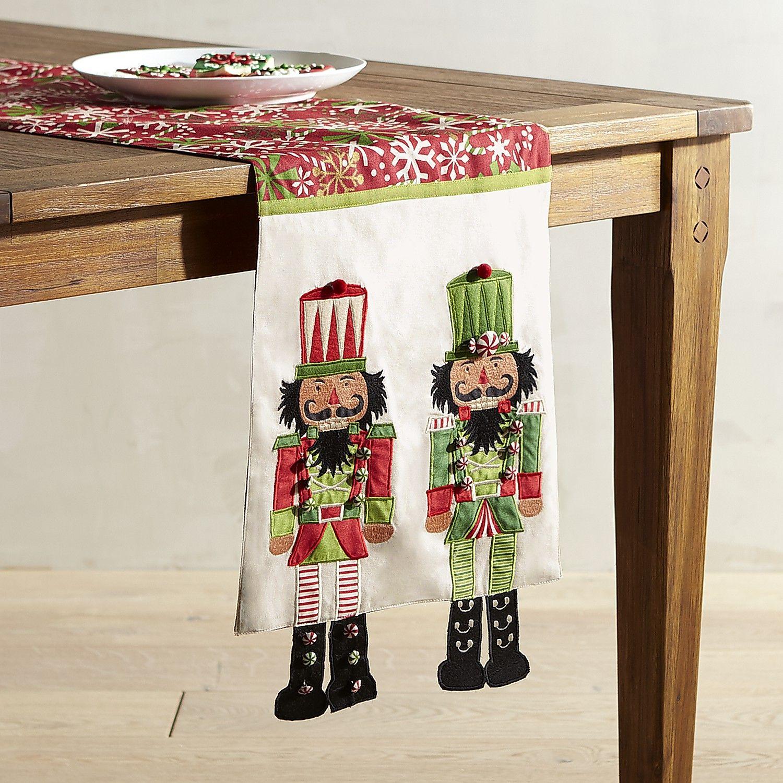 "Nutcracker 76"" Table Runner Products Pinterest"