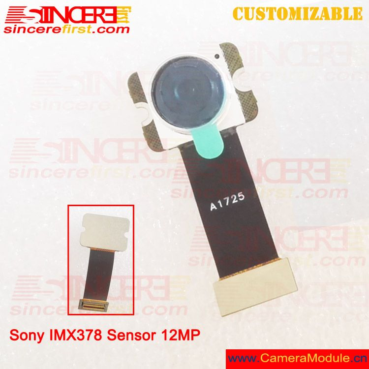 HD Cmos Sensor 4K Camera Module Sony imx378 12MP Camera