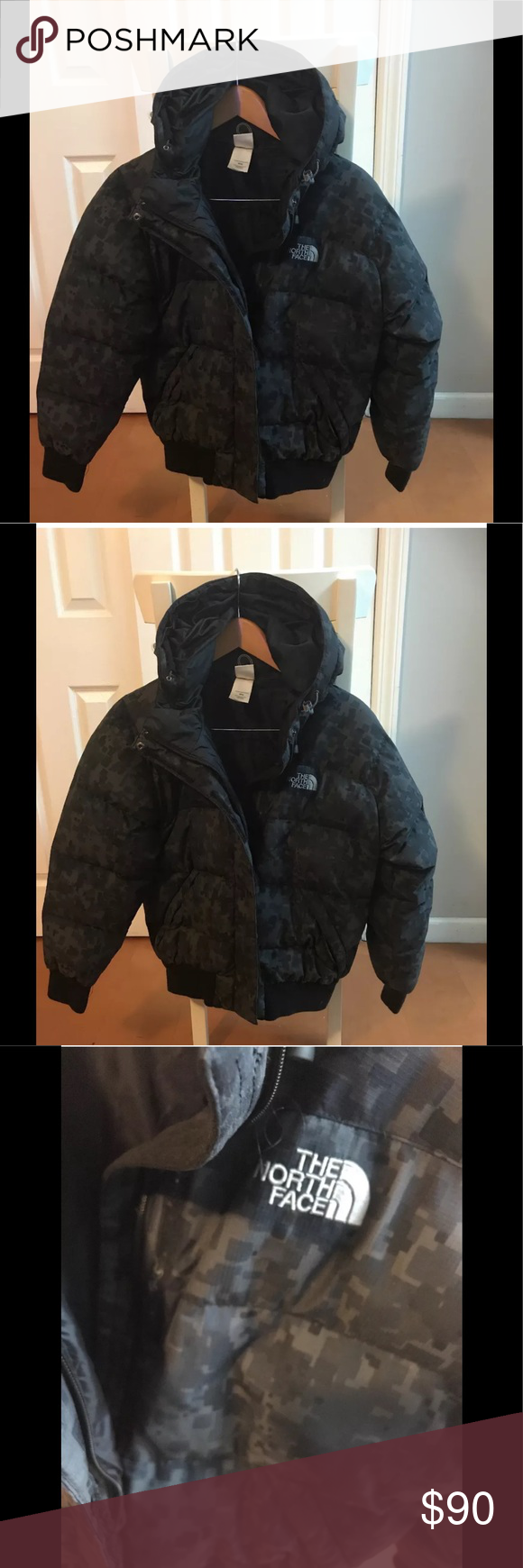 Northface 550 Bubble Jacket Women S Size Medium This Is The Warmest Jacket Ever And It Will Last You Forever Grea Bubble Jacket Womens Jackets Clothes Design [ 1740 x 580 Pixel ]