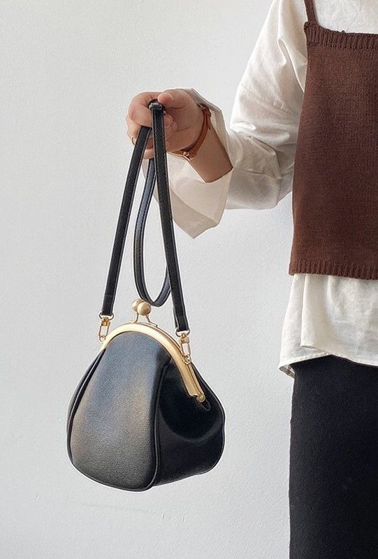 Audrey's Choice Mini Frame Cross-body Bag