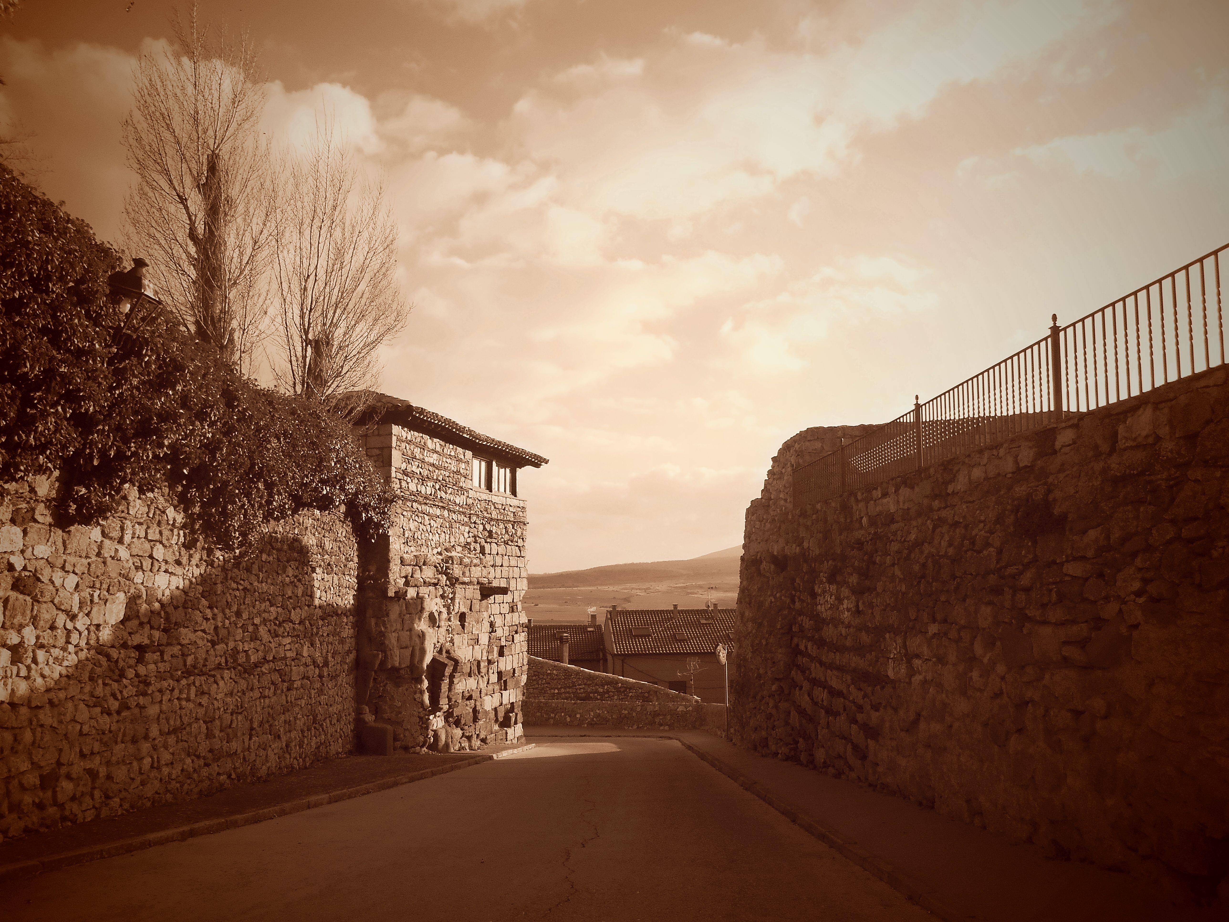 Límite de la muralla