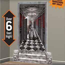 gothic hallway scene setter 673031 00 sm halloween scene settershalloween decorationshallwaysgothic
