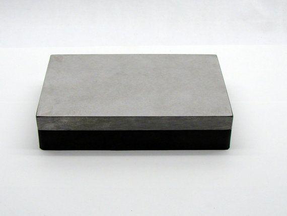 Steel Rubber Bench Block Set 4 X 6 Inch Bench Block Steel Bench Metal Working