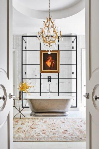 5 Elements Of Kitchen And Bath Design D Magazine In 2020 Bathroom Design Luxury Kitchen And Bath Design Amazing Bathrooms