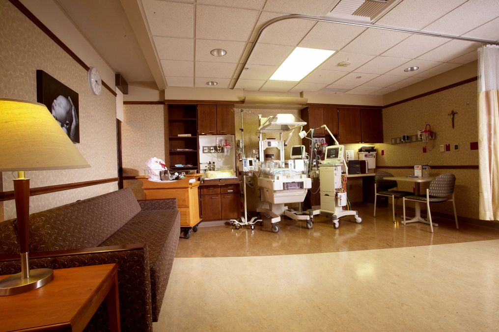 Mercy's Neonatal Intensive Care Unit (NICU) is the area's