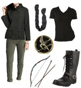 The hunger games halloween costume ideas things i love katniss everdeen halloween costume the hunger games solutioingenieria Gallery
