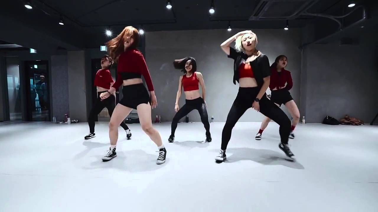 1 Million Dance Fifth Harmony Worth It Dance Choreography Dance Fifth Harmony