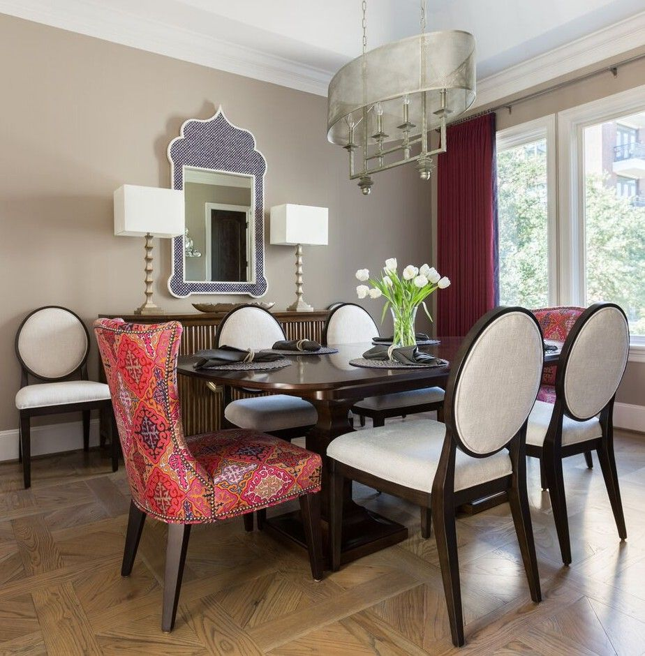 Dining Room Essential Number Four COMFORTABLE CHAIRS This Is A Given For Any Dinner