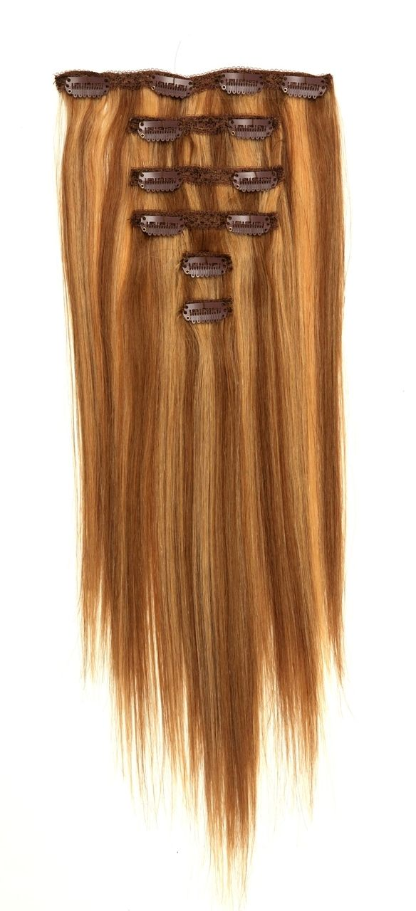 Human Hair Clip In Extension Amy Clip It 1418 Pinterest Human