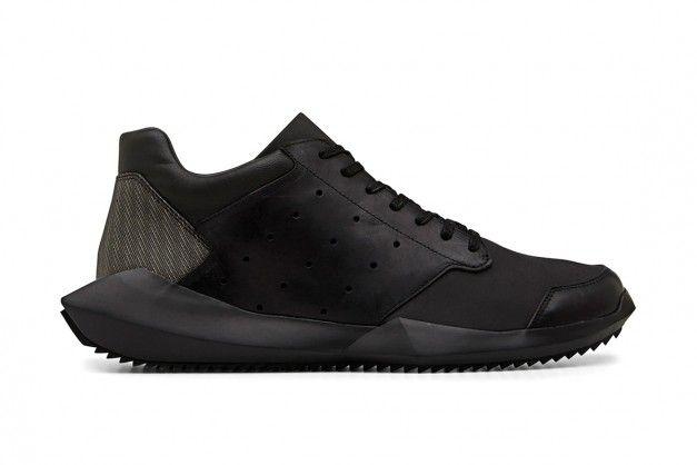 Rick Owens x Adidas – SS 14 Tech Runner  sneakers  RickOwens  Adidas   TechRunner  Collab  collection 91b1e596ea