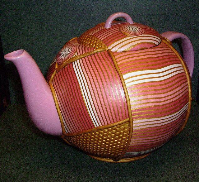 Kathryn Ottman - teapot
