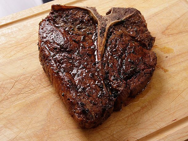 how to cook porterhouse steak pan