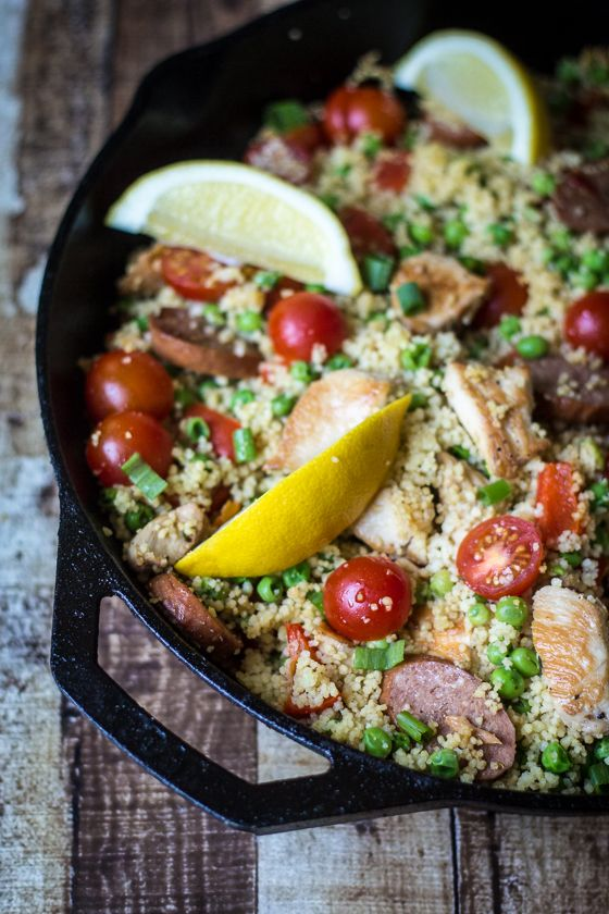 with sausage and chicken recipe for couscous chicken and vegetables ...