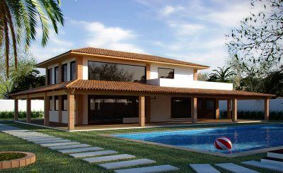 fachadas de casas de campo - Fachadas De Casas De Campo