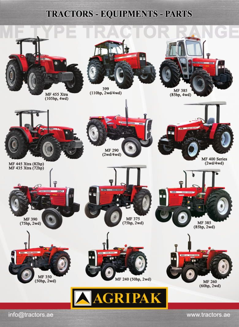 the best of massey ferguson tractors are here !! | Massey ferguson