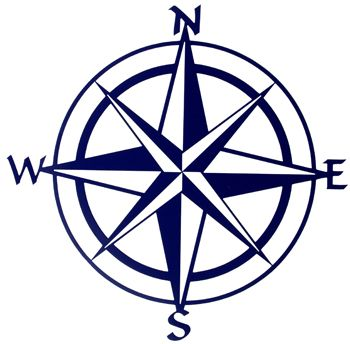 compass rose clipart cream turquoise and copper nautical compass rh pinterest com wind rose compass clip art compass rose clip art free