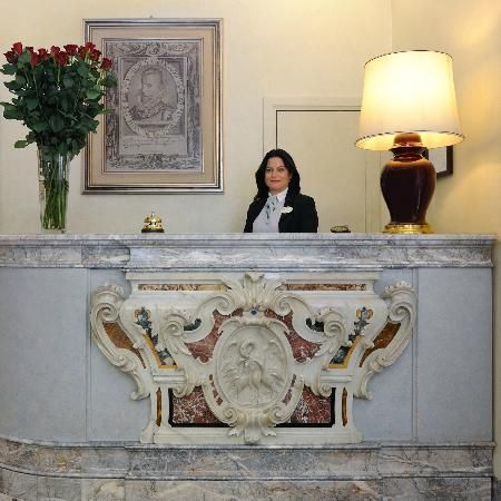 Hotel Farnese in Rome...Excellent Reviews...reasonable
