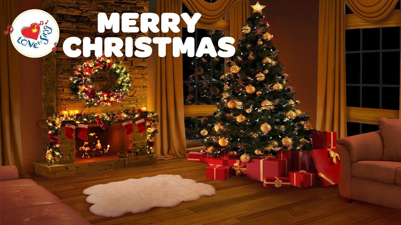 Merry Christmas Playlist Greatest Hits By The Fireplace 49 Songs 2018 With Images Traditional Christmas Songs Christmas Playlist Best Christmas Songs