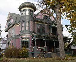 Edgar Zabriskie Residence Wikipedia The Free Encyclopedia Historic Homes Neoclassical Architecture Nebraska