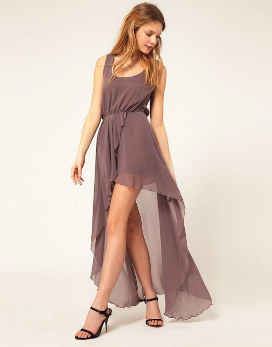 7341e3f63 vestidos de moda juveniles casuales de gasa - Buscar con Google ...