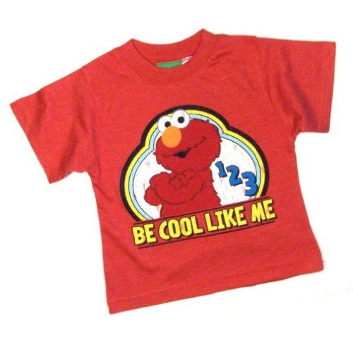 c7ab86289 Sesame Street Elmo Toddler Boys