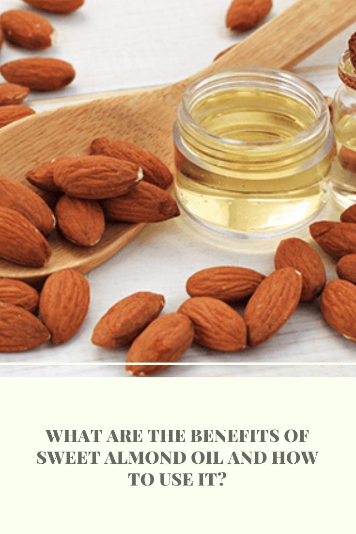 ماهي فوائد زيت اللوز الحلو للشعر وطريقة استخدامه Sweet Almond Oil Almond Almond Oil