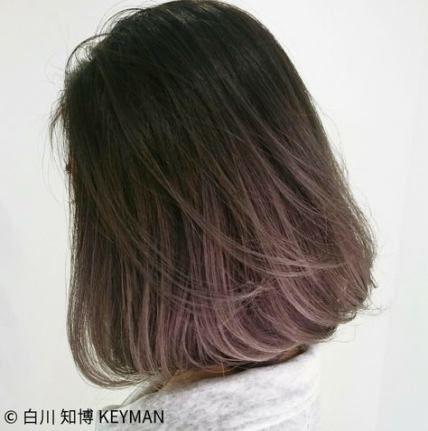 Hair Fall Color Ombre Short 42 New Ideas Warna Rambut Gaya Rambut Pendek Rambut Pendek