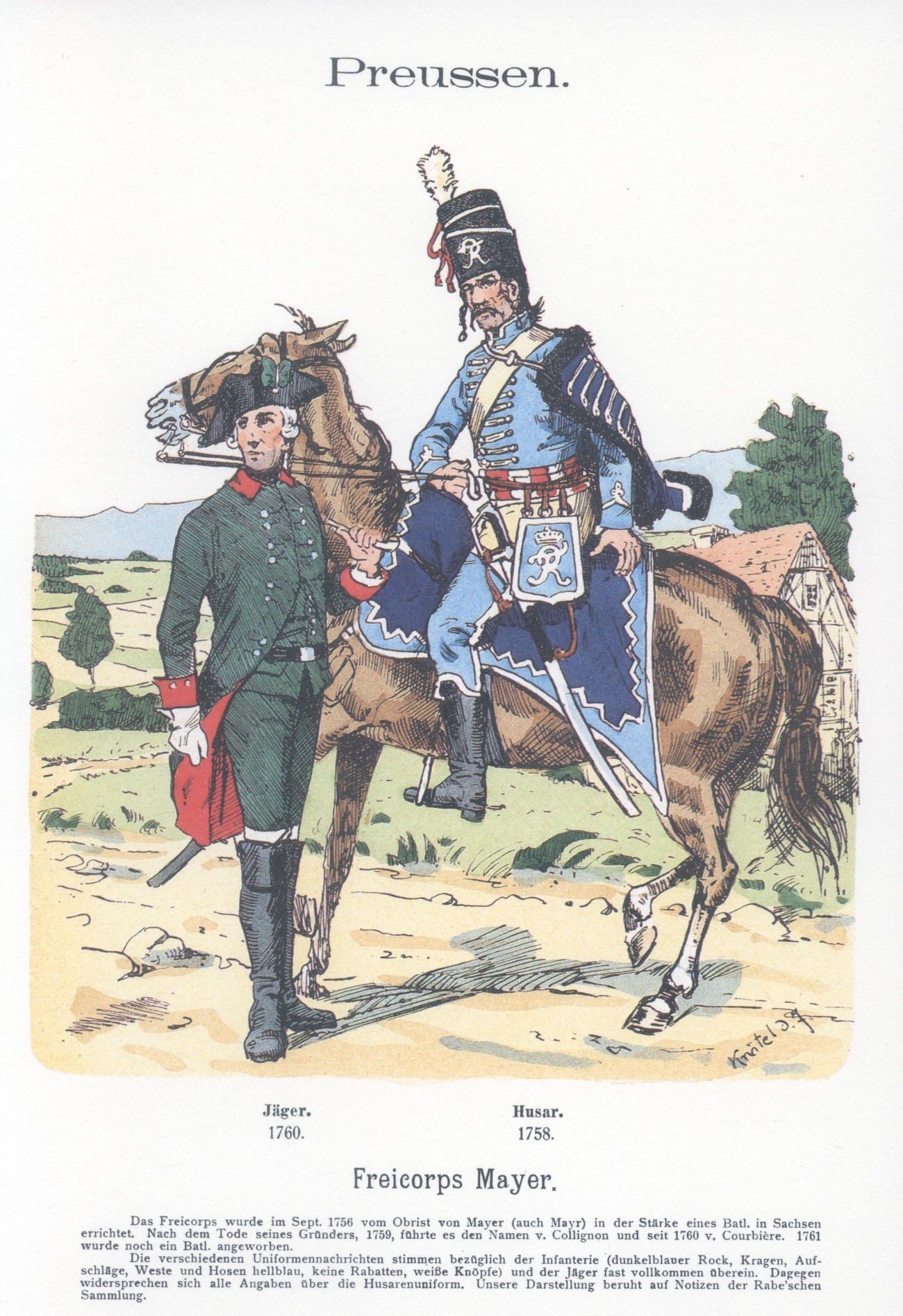 Vol Xviii Pl 37 Napoleone Uniforme Tedesco