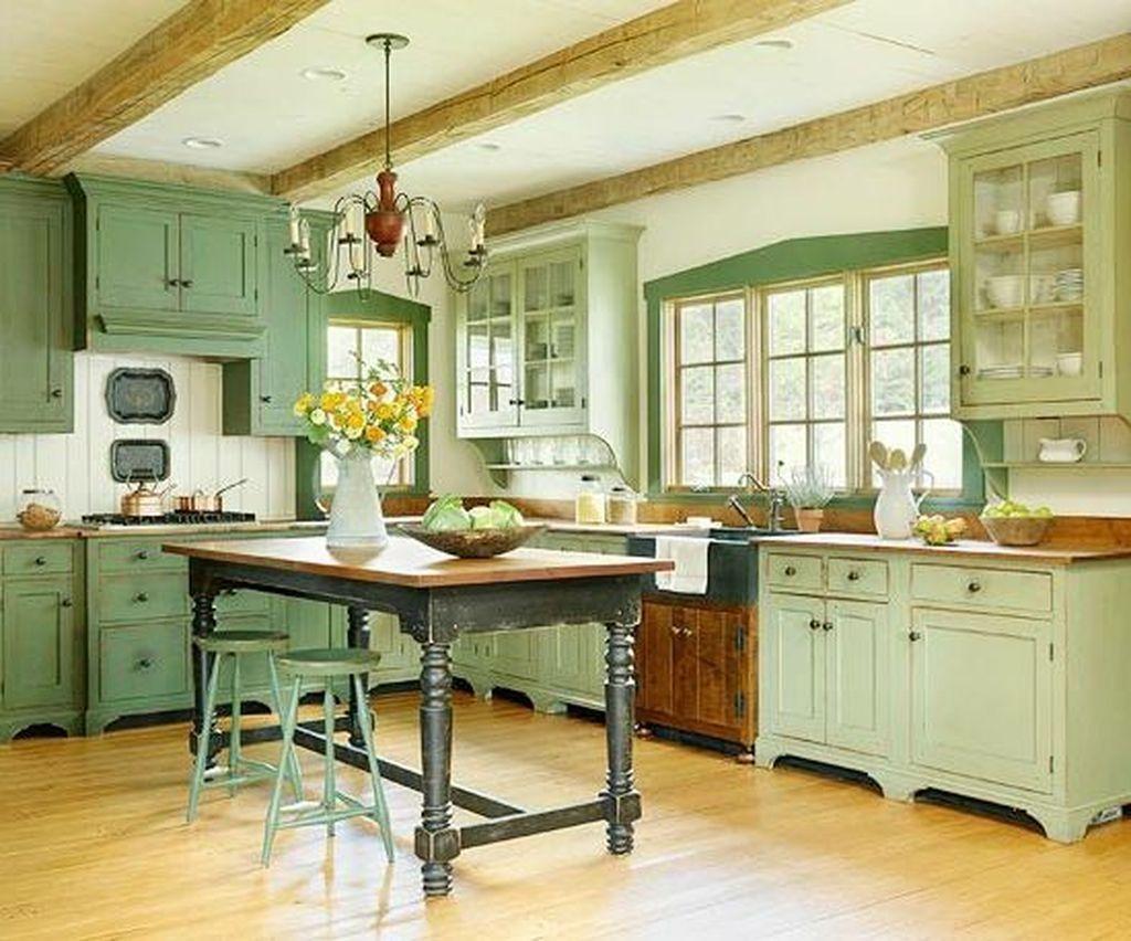 32 Stunning Vintage Kitchen Decor Ideas You Will Love in ...