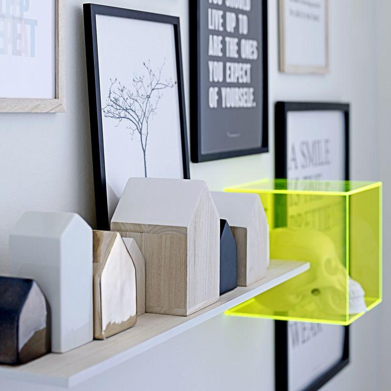Bloomingville Deko Haus Raw Concrete Groß Online Kaufen | Emil U0026 Paula