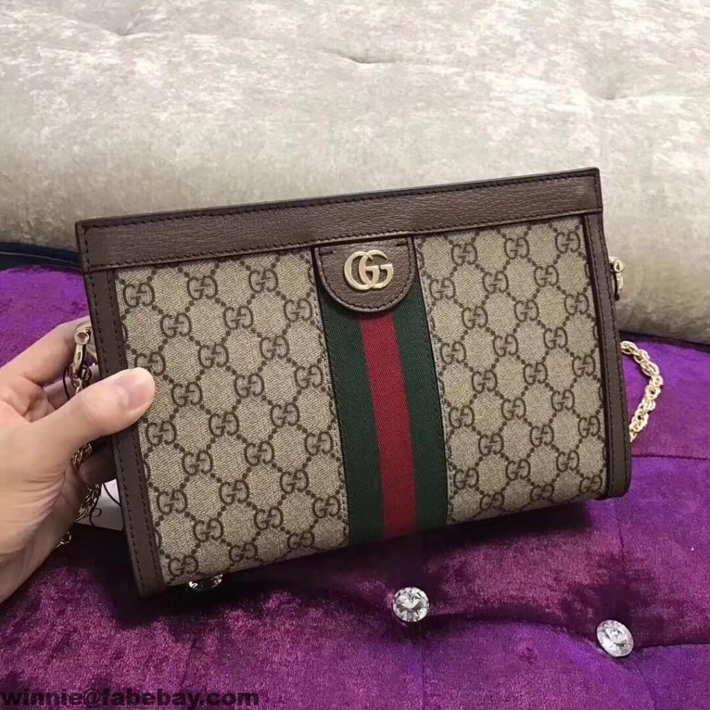 f28ca9f33ae Gucci Ophidia GG Small Shoulder Bag 503877 2018