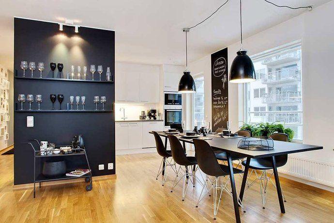Loop Stand Table | Olsson & Gerthel | Matsal design