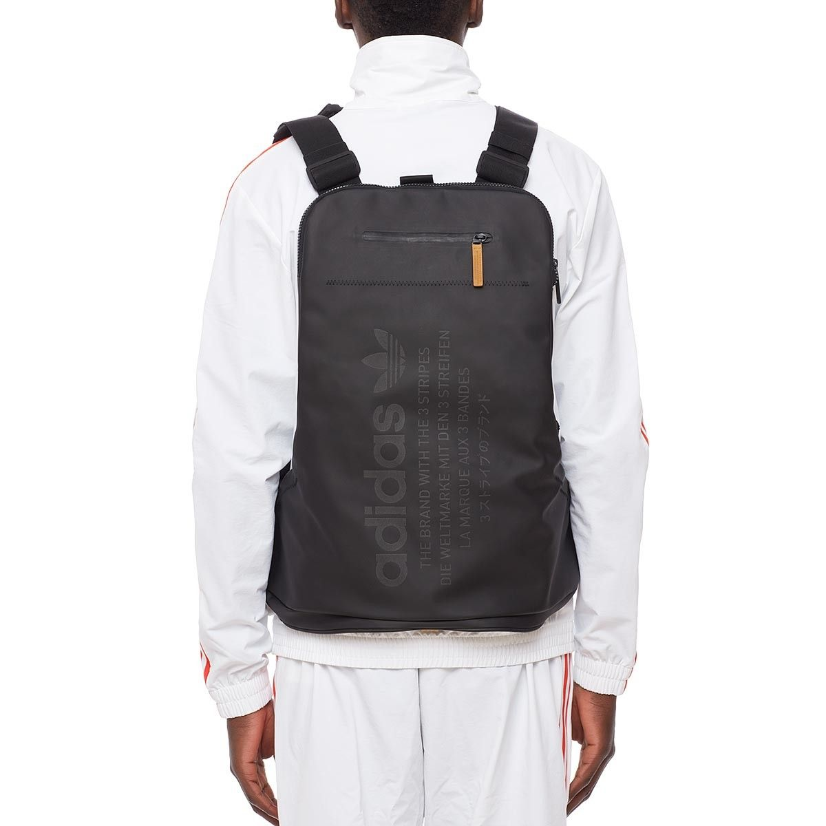 e9cbcb7ed421 NMD running backpack from the S S2017 Adidas Originals collection in black
