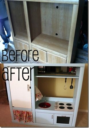 My Diy Play Kitchen I Have A Feeling I Will Be Making A Few Of