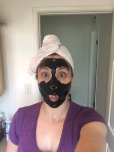 Peel-Off Face Mask Monday Review!