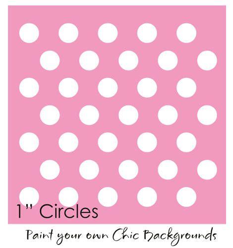 1 - circle template