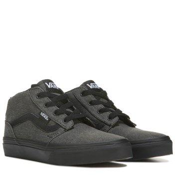 Vans Kids' Chapman High Top Sneaker Pre/Grade School Shoe